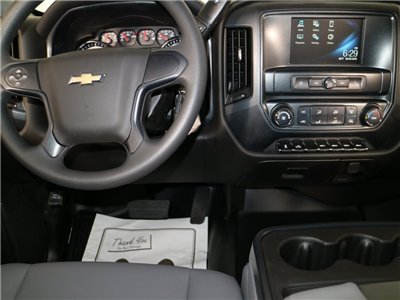 2018 Silverado 2500 Crew Cab 4x2,  Reading SL Service Body #ZT1067 - photo 11