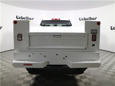 2018 Silverado 2500 Crew Cab 4x2,  Reading SL Service Body #ZT1067 - photo 2