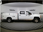 2018 Silverado 2500 Crew Cab 4x2,  Reading SL Service Body #ZT1067 - photo 4