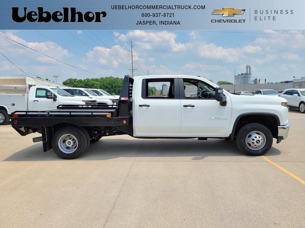 2021 Chevrolet Silverado 3500 Crew Cab 4x4, Hillsboro Platform Body #ZT10728 - photo 1