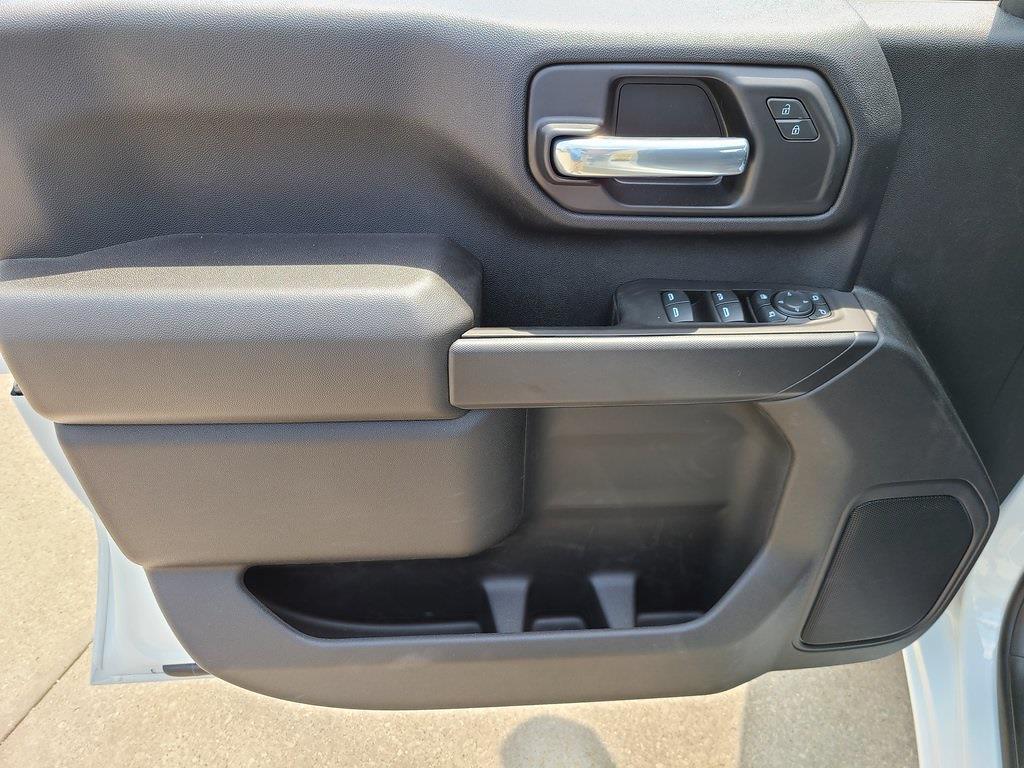 2021 Chevrolet Silverado 3500 Crew Cab 4x4, Hillsboro GII Steel Platform Body #ZT10728 - photo 11