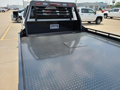 2021 Chevrolet Silverado 3500 Crew Cab 4x4, Hillsboro GII Steel Platform Body #ZT10728 - photo 6