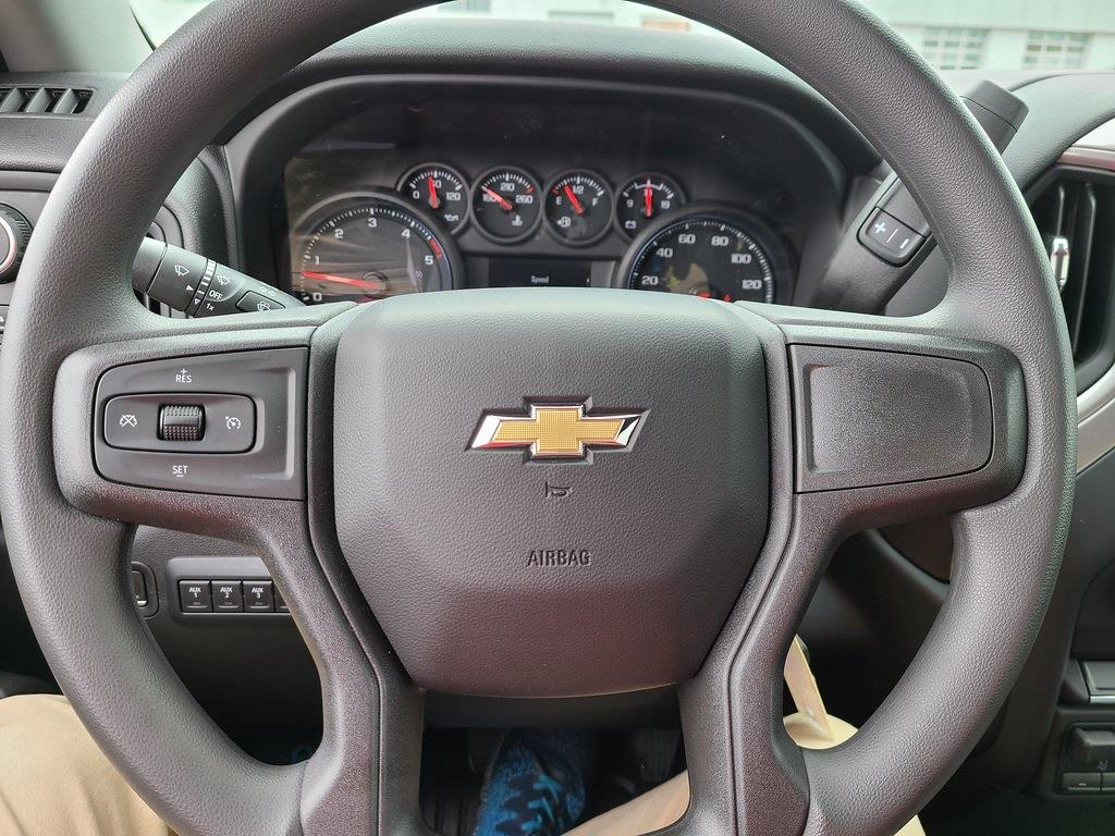 2021 Chevrolet Silverado 3500 Regular Cab 4x4, Knapheide Steel Service Body #ZT10785 - photo 9