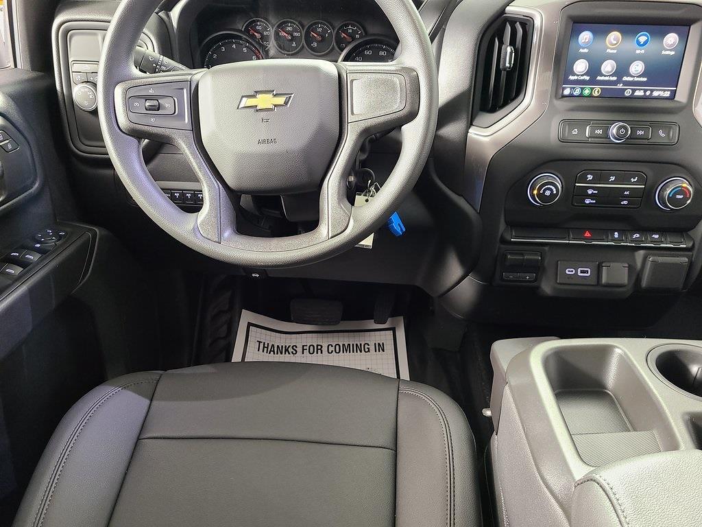2021 Chevrolet Silverado 2500 Crew Cab 4x2, Knapheide Steel Service Body #ZT10812 - photo 11