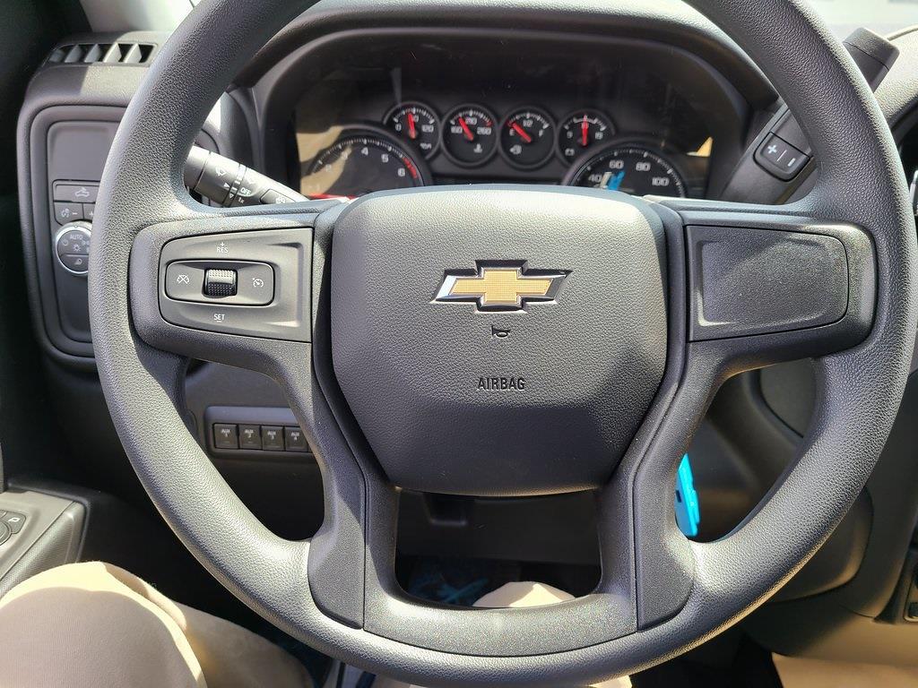 2021 Chevrolet Silverado 3500 Crew Cab 4x2, Reading Classic II Steel Service Body #ZT10832 - photo 12