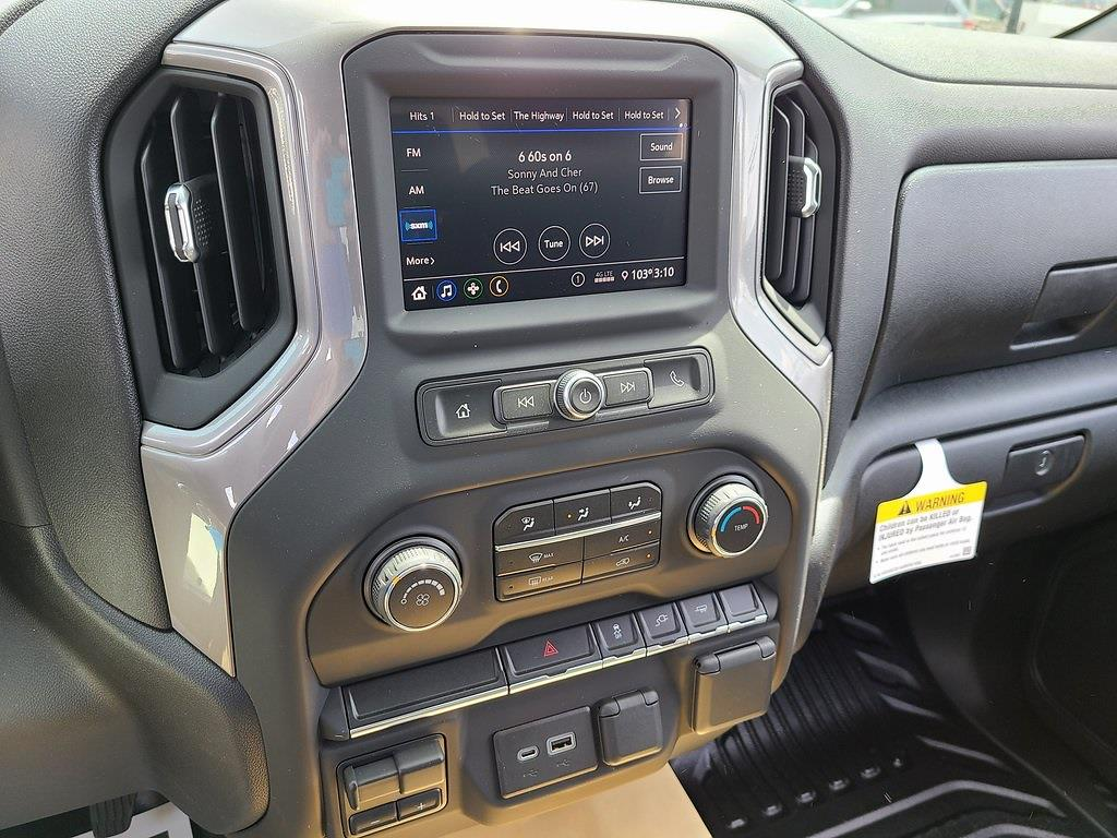 2021 Chevrolet Silverado 3500 Crew Cab 4x2, Reading Classic II Steel Service Body #ZT10832 - photo 13