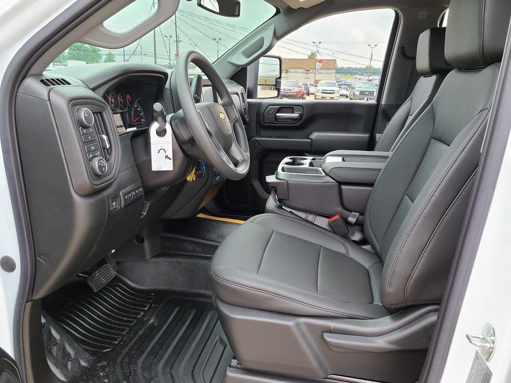 2021 Chevrolet Silverado 3500 Crew Cab 4x4, Reading Classic II Steel Service Body #ZT10851 - photo 10