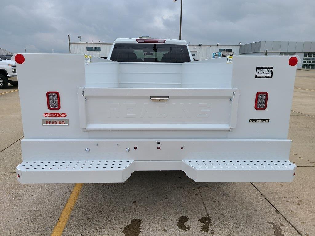 2021 Chevrolet Silverado 3500 Crew Cab 4x4, Reading Classic II Steel Service Body #ZT10851 - photo 2