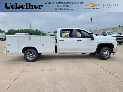 2021 Chevrolet Silverado 3500 Crew Cab 4x4, Reading Classic II Steel Service Body #ZT10851 - photo 1