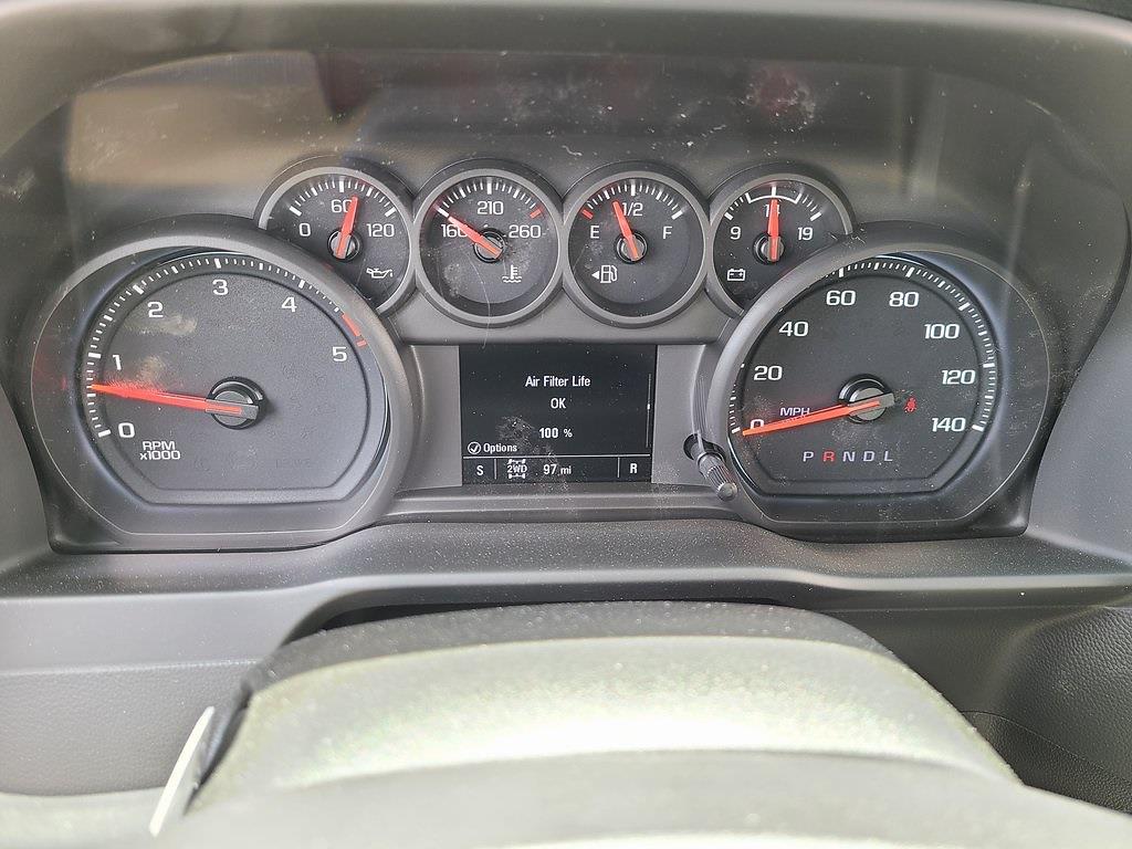 2021 Chevrolet Silverado 3500 Regular Cab 4x4, Freedom Workhorse Platform Body #ZT10856 - photo 12