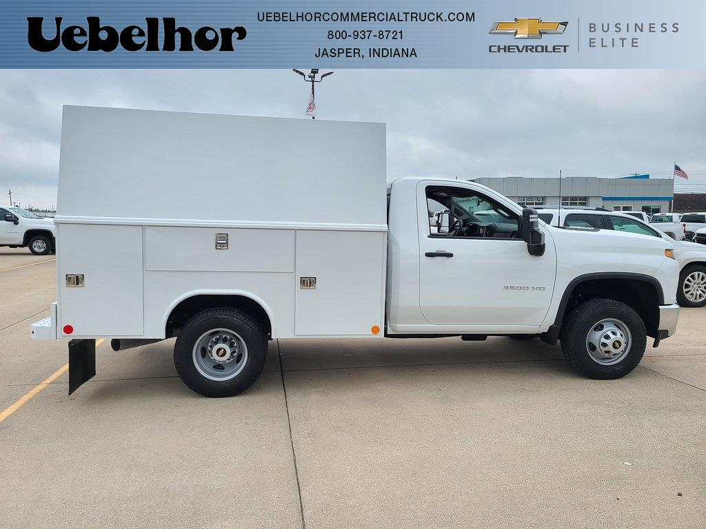2021 Chevrolet Silverado 3500 Regular Cab 4x4, Reading Service Body #ZT10863 - photo 1