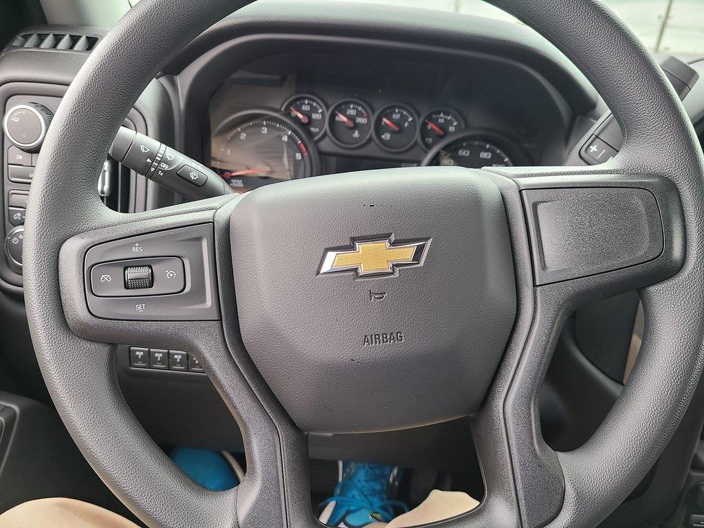 2021 Chevrolet Silverado 3500 Regular Cab 4x4, Reading Classic II Steel Service Body #ZT10863 - photo 11