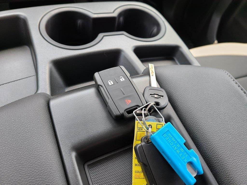 2021 Chevrolet Silverado 3500 Crew Cab 4x4, Reading Classic II Steel Service Body #ZT10867 - photo 16