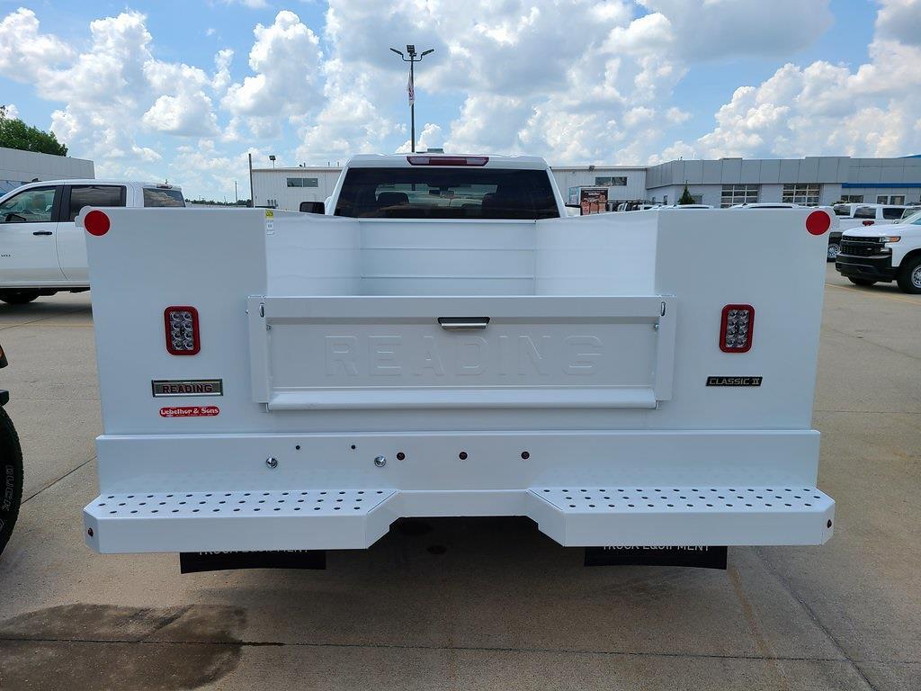 2021 Chevrolet Silverado 3500 Crew Cab 4x4, Reading Classic II Steel Service Body #ZT10868 - photo 17