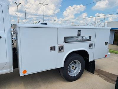 2021 Chevrolet Silverado 3500 Crew Cab 4x4, Reading Classic II Steel Service Body #ZT10868 - photo 3
