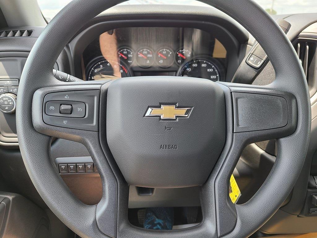 2021 Chevrolet Silverado 3500 Regular Cab 4x2, Reading Classic II Steel Service Body #ZT10951 - photo 8