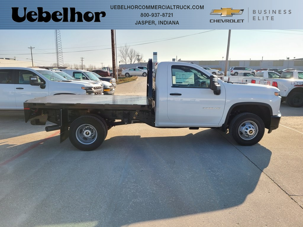 2020 Chevrolet Silverado 3500 Regular Cab DRW 4x4, Knapheide Platform Body #ZT11000 - photo 1