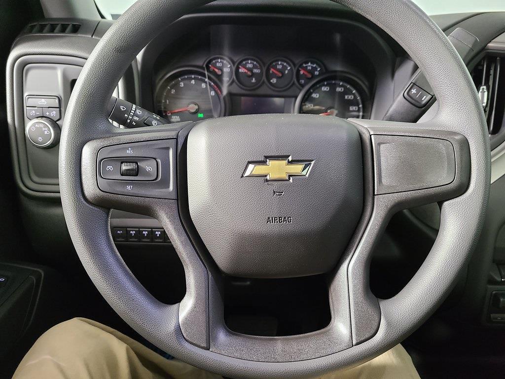 2021 Chevrolet Silverado 2500 Regular Cab 4x2, Knapheide Steel Service Body #ZT11029 - photo 9