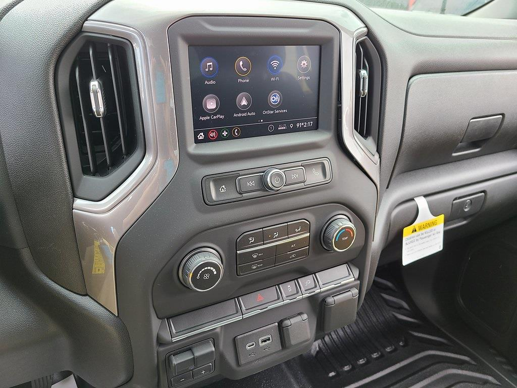 2021 Chevrolet Silverado 3500 Crew Cab 4x4, Reading Classic II Steel Service Body #ZT11146 - photo 13