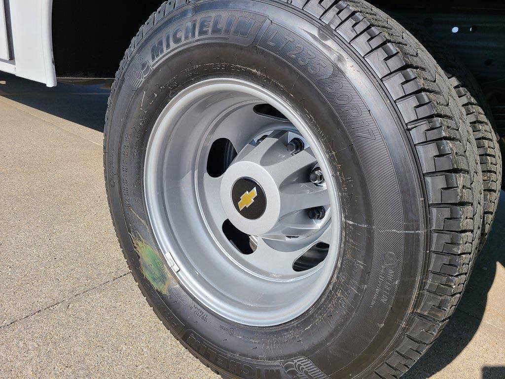 2021 Chevrolet Silverado 3500 Crew Cab 4x4, Reading Classic II Steel Service Body #ZT11150 - photo 6
