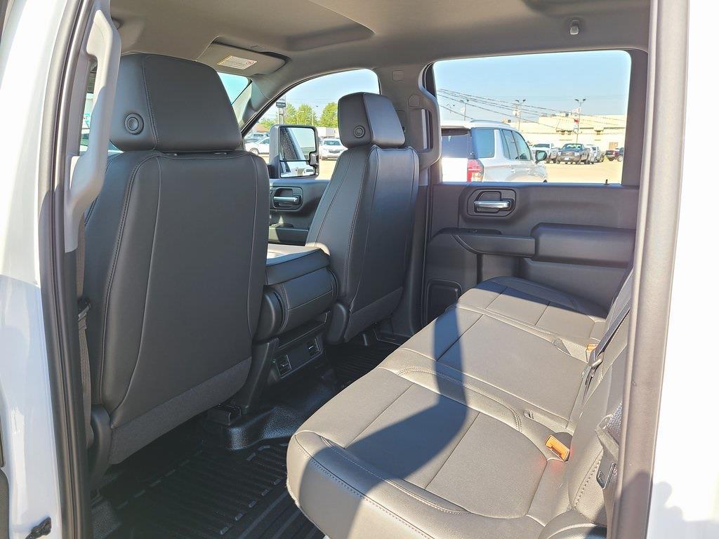 2021 Chevrolet Silverado 3500 Crew Cab 4x4, Reading Classic II Steel Service Body #ZT11150 - photo 8