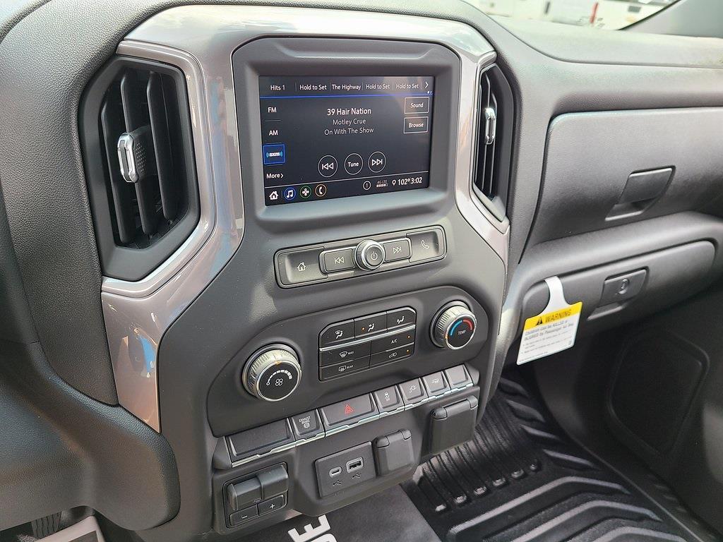 2021 Chevrolet Silverado 3500 Crew Cab 4x2, Knapheide Steel Service Body #ZT11410 - photo 13