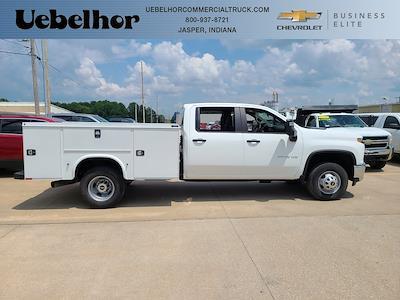 2021 Chevrolet Silverado 3500 Crew Cab 4x2, Knapheide Steel Service Body #ZT11410 - photo 1