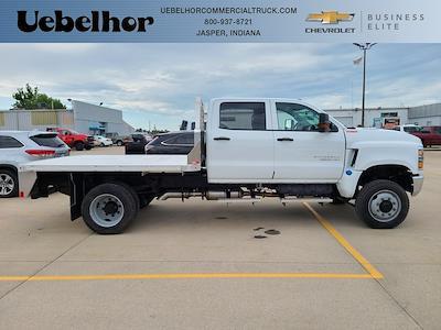2021 Silverado 4500 Crew Cab DRW 4x4,  Monroe Truck Equipment Tow 'N Haul Gooseneck Platform Body #ZT11609 - photo 1