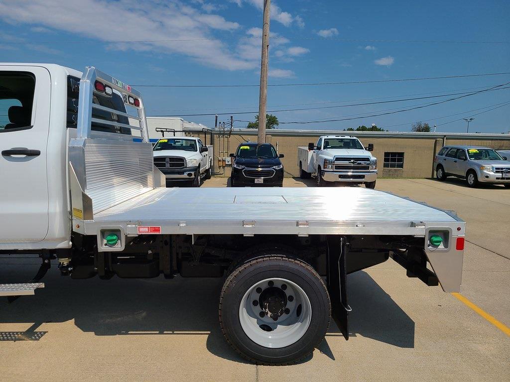 2021 Silverado 4500 Crew Cab DRW 4x4,  Monroe Truck Equipment Tow 'N Haul Gooseneck Platform Body #ZT11610 - photo 2