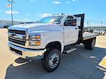 2021 Silverado 4500 Regular Cab DRW 4x4,  Monroe Truck Equipment Work-A-Hauler II Platform Body #ZT11756 - photo 3