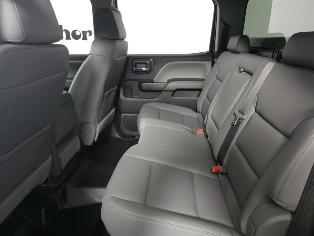 2018 Silverado 2500 Crew Cab 4x2,  Reading SL Service Body #ZT1718 - photo 8