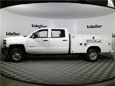 2018 Silverado 2500 Crew Cab, Reading SL Service Body #ZT224 - photo 5