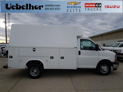 New 2017 Chevrolet Express 3500 Service Utility Van for ...