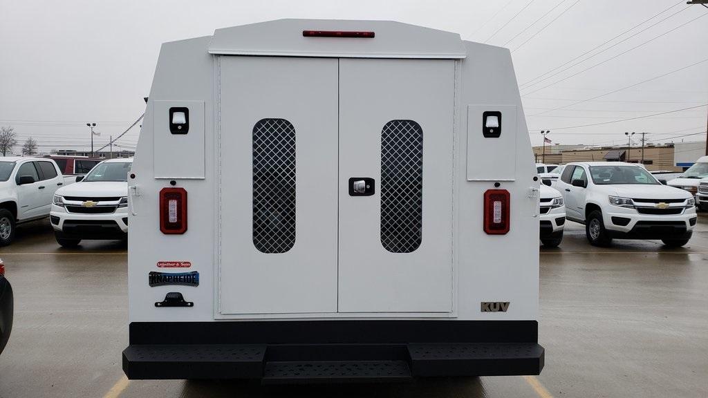 2017 Chevrolet Express 3500, Knapheide Service Utility Van #ZT2624 - photo 1