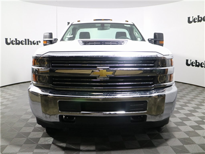 2018 Silverado 3500 Regular Cab DRW 4x2,  Reading Classic II Steel Service Body #ZT301 - photo 3