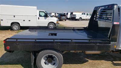 2019 Silverado 5500 Regular Cab DRW 4x2, Hillsboro GII Steel Platform Body #ZT4242 - photo 6