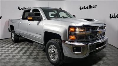 2019 Silverado 2500 Crew Cab 4x4, Pickup #ZT4272 - photo 3