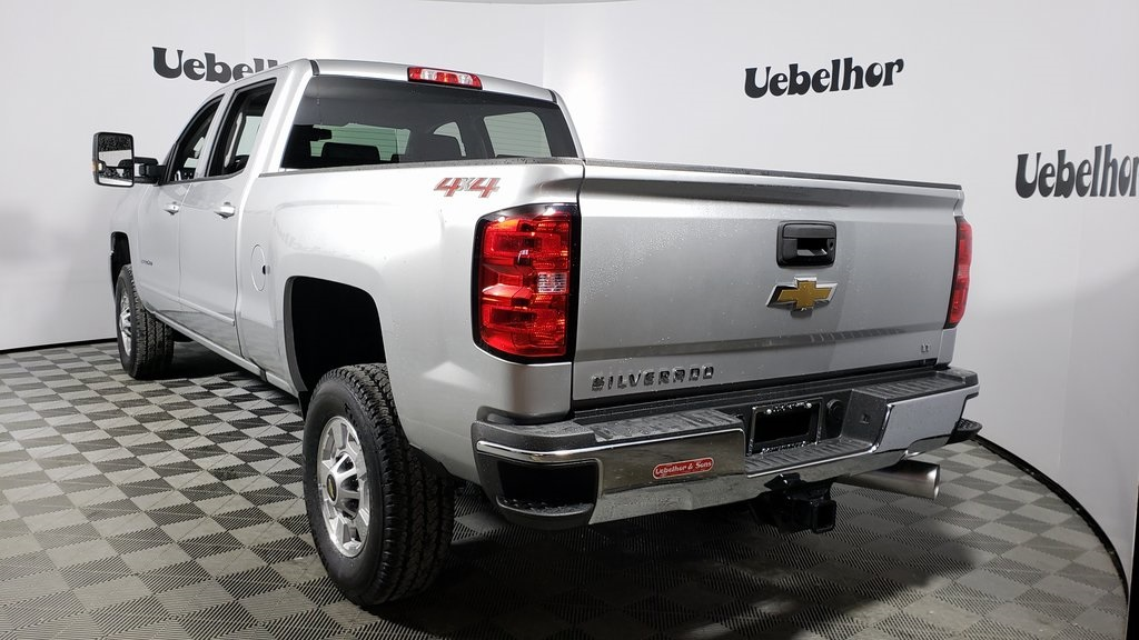 2019 Silverado 2500 Crew Cab 4x4, Pickup #ZT4274 - photo 2