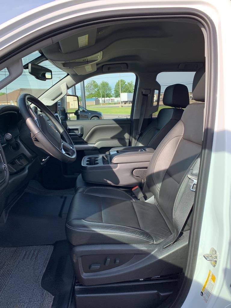 2019 Silverado 2500 Crew Cab 4x4, Pickup #ZT4291 - photo 7