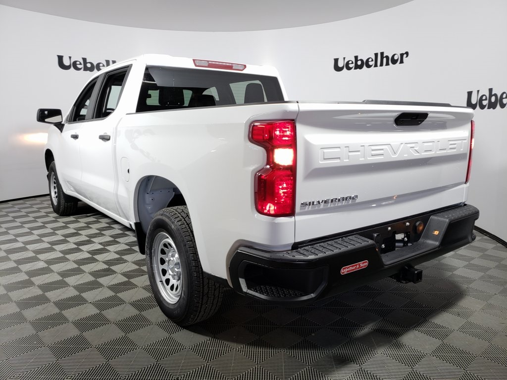 2019 Silverado 1500 Crew Cab 4x2, Pickup #ZT4518 - photo 2