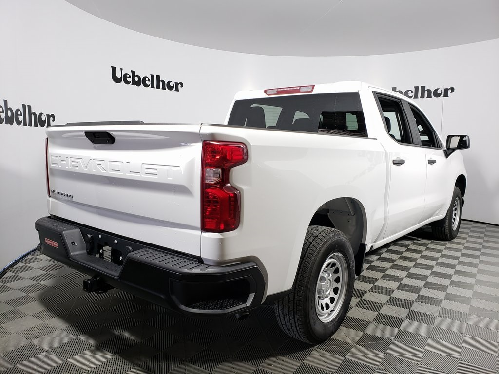2019 Silverado 1500 Crew Cab 4x2, Pickup #ZT4518 - photo 4