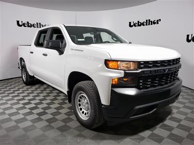 2019 Silverado 1500 Crew Cab 4x2, Pickup #ZT4518 - photo 3