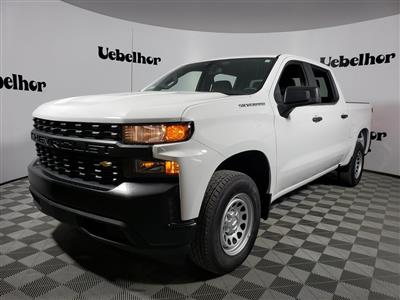 2019 Silverado 1500 Crew Cab 4x2, Pickup #ZT4518 - photo 1