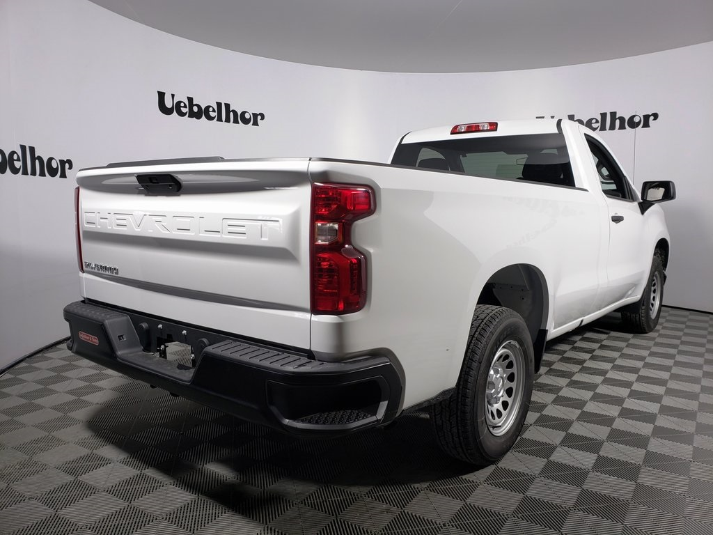 2019 Silverado 1500 Regular Cab 4x2, Pickup #ZT4665 - photo 4