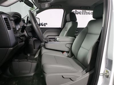 2019 Silverado 3500 Crew Cab DRW 4x4, Reading Classic II Steel Service Body #ZT4888 - photo 9