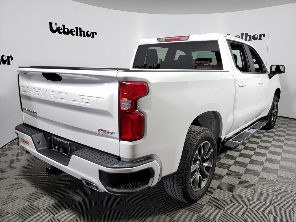 2019 Silverado 1500 Crew Cab 4x4, Pickup #ZT5424 - photo 4
