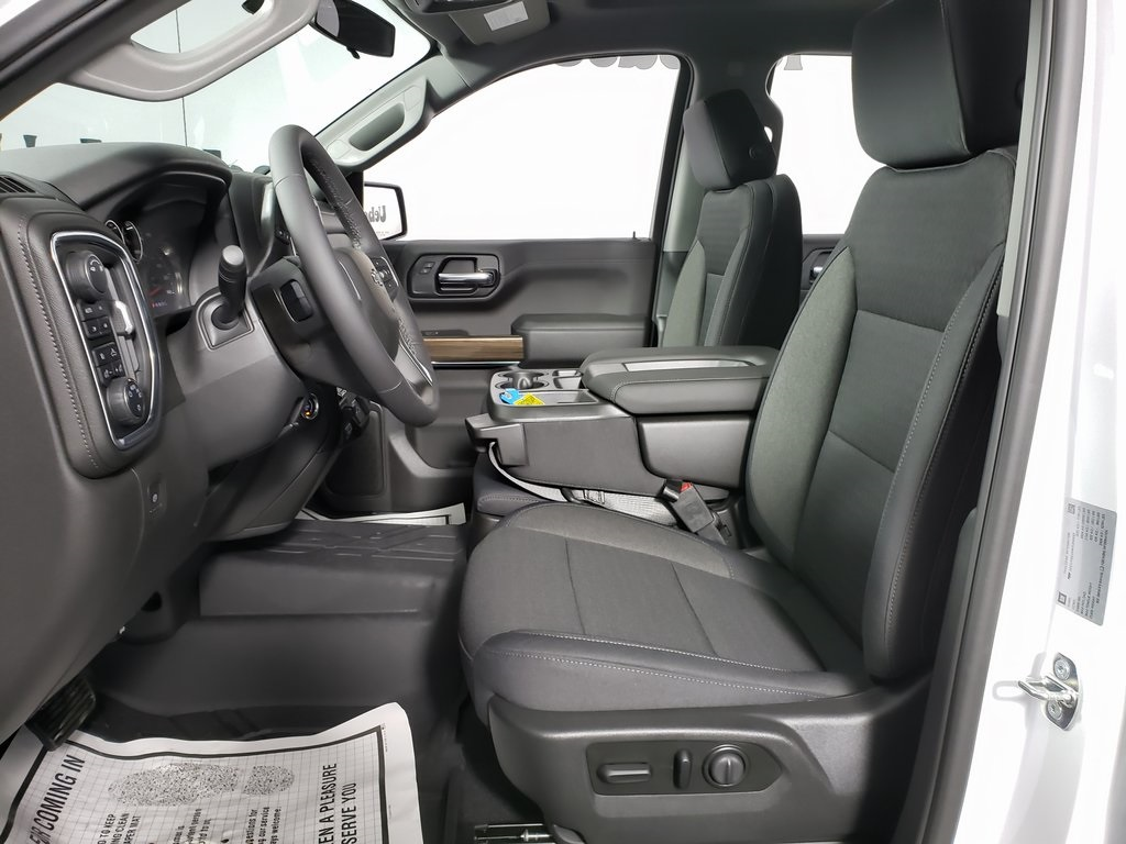 2019 Silverado 1500 Crew Cab 4x4, Pickup #ZT5424 - photo 9