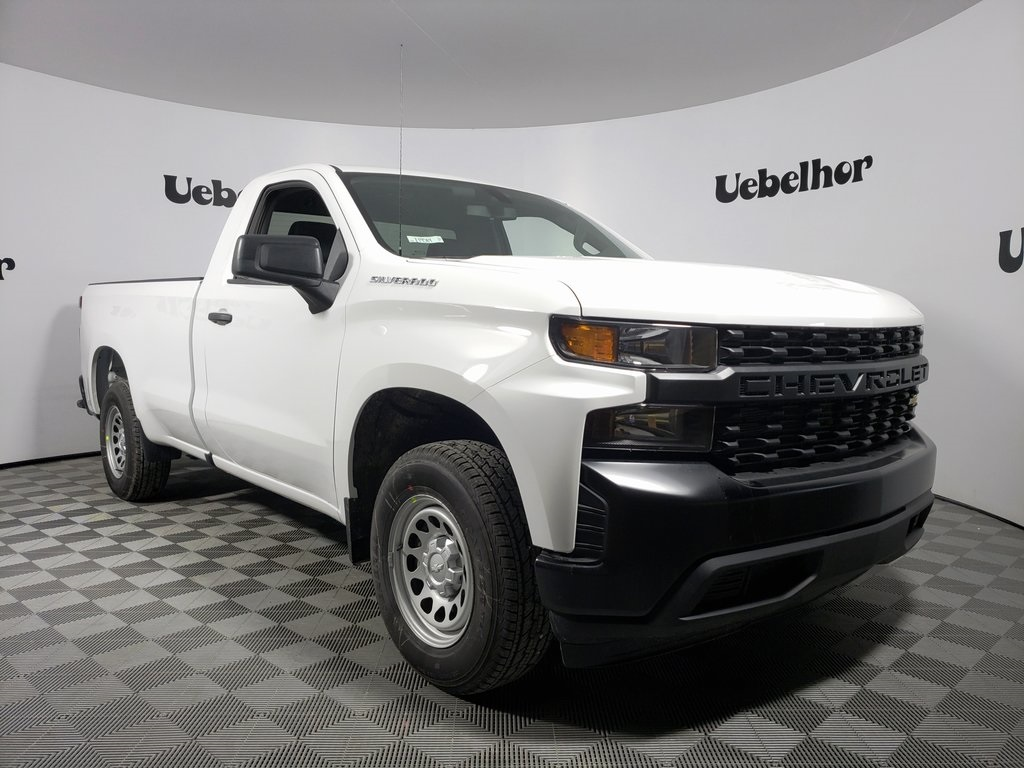 2019 Silverado 1500 Regular Cab 4x2, Pickup #ZT5619 - photo 3