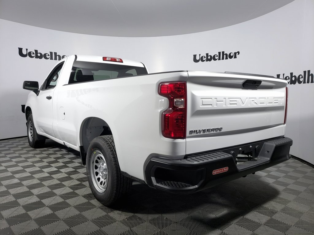 2019 Silverado 1500 Regular Cab 4x2, Pickup #ZT5619 - photo 2