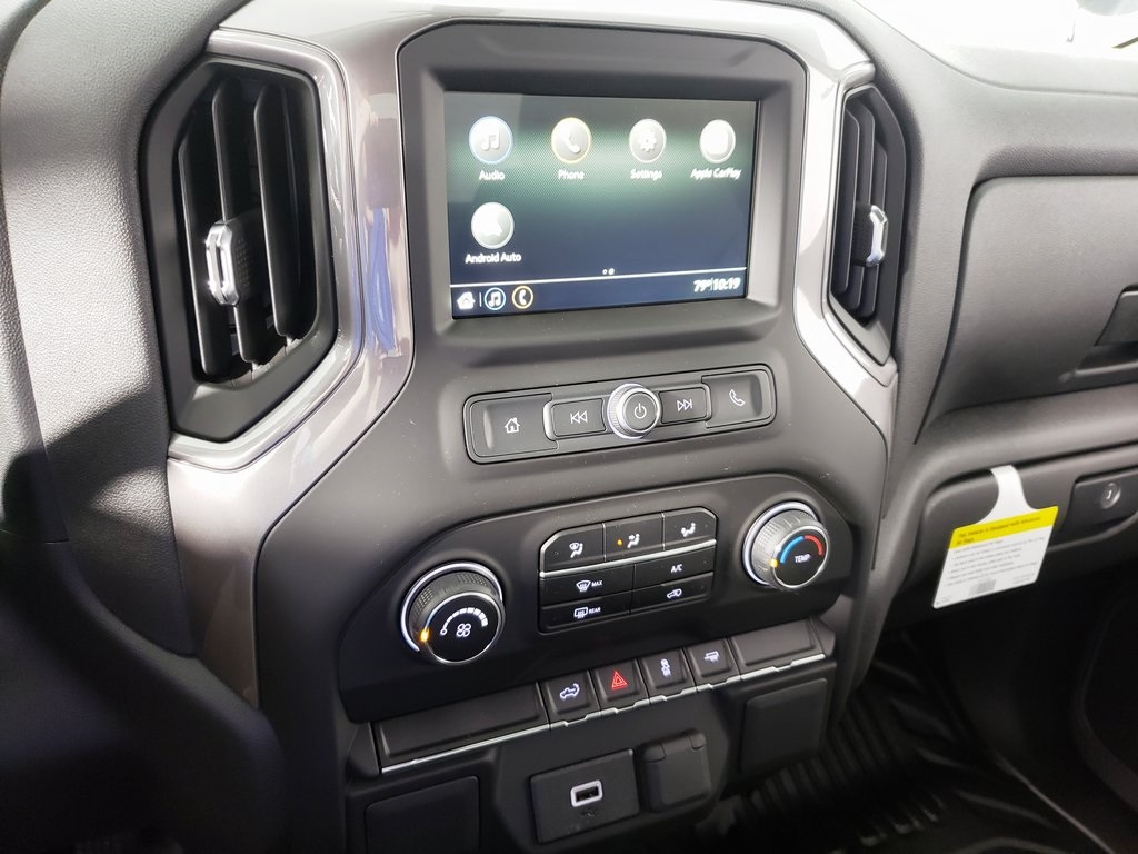 2019 Silverado 1500 Regular Cab 4x2, Pickup #ZT5619 - photo 9